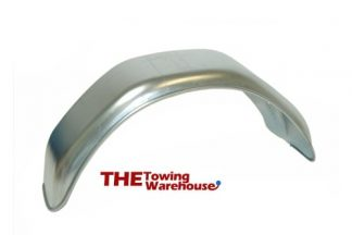 10″ Galvanised Steel TOP QUALITY Trailer Mudguards