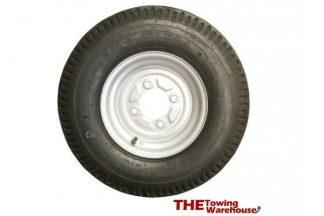 10 inch Trailer wheel & 6Ply Tyre 4stud 115mm