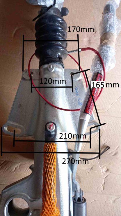 120mm KFG27 dimensions