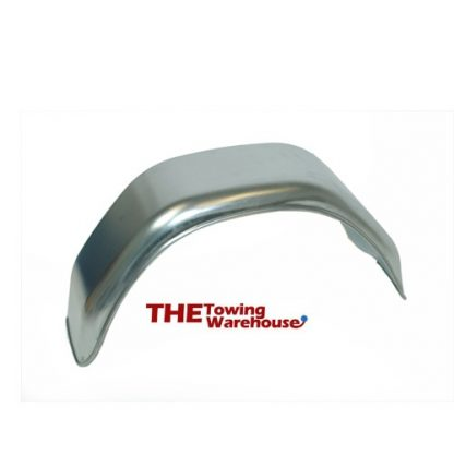 13″ Galvanised Steel TOP QUALITY Trailer Mudguards