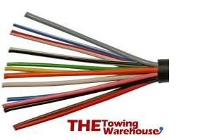 13 Core cable for caravans & trailers etc