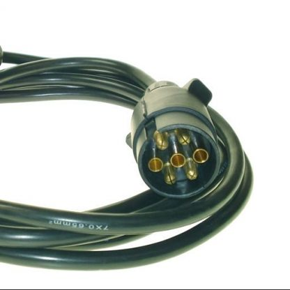 2.0 m 12 n extension cable for trailer lights