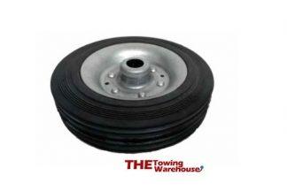 200 x 40mm Heavy Duty for Williams replacement trailer jockey wheel 02