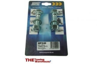 240 towball nuts & Bolts M16 x 55mm
