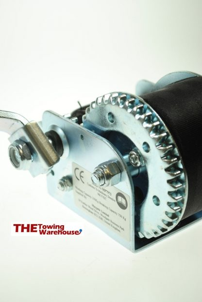 250kg Capacity Winch With Strap