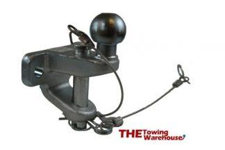 3500 kg Ball-Pin-Jaw coupling