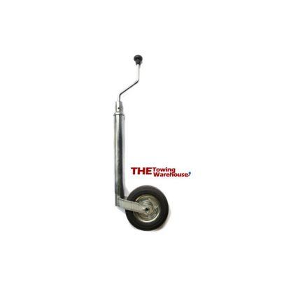 42mm Knott Avonride trailer jockey wheel for Ifor Williams Indespension etc