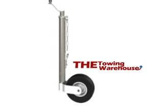 48mm Ultra Heavy Duty Knott Avonride trailer jockey wheel for Ifor Williams etc