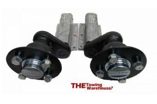 Knott-Avonride 550 kg Trailer independent suspension units/hubs for 13″ wheels