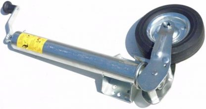 60mm Ultra Heavy Duty 60mm Knott Avonride RETRACTABLE trailer jockey wheel 01