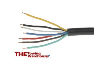 7 core 12N cable for caravans & trailers
