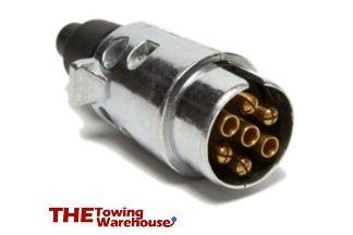 12 n 7 pin socket