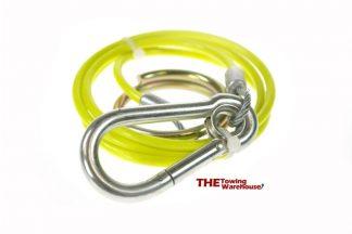 Brake away cable yellow