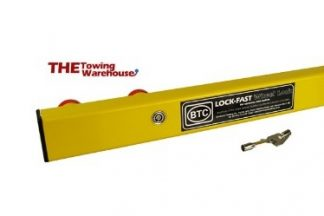 Breckland Lockfast Wheel Lock LF100