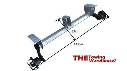 Erdie 143 axle dimensions a