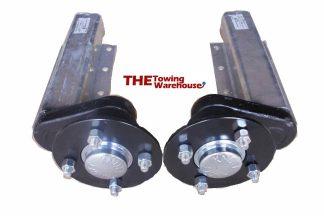 Genuine Knott-Avonride 750kg Independent Trailer suspension units & 4 inch PCD