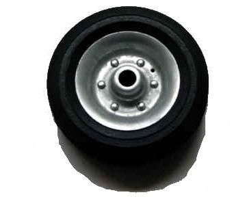 Genuine Knott-Avonride Heavy Duty replacement jockey wheel 1