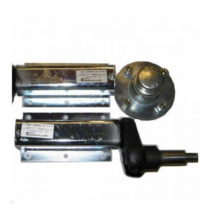 Knott-Avonride 350 kg Independent Trailer suspension units & hubs 01
