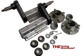 Knott-Avonride 350 kg Independent Trailer suspension units & hubs