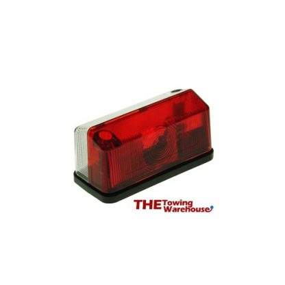 side marker lamps to fit Indespension plant trailers etc 874b
