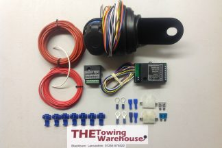 This is a universal European 13 pin wiring kit complete with TEB7AS & TEC3M Charging relay.
