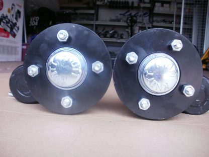 Genuine Knott-Avonride 750kg Independent Trailer suspension units