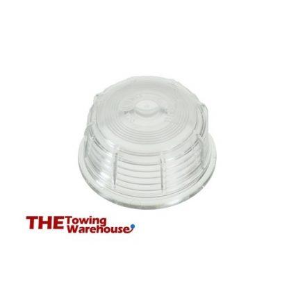 107bs MP107BW White Lens For Britax MP37 Marker Lamp (428.104.12V)