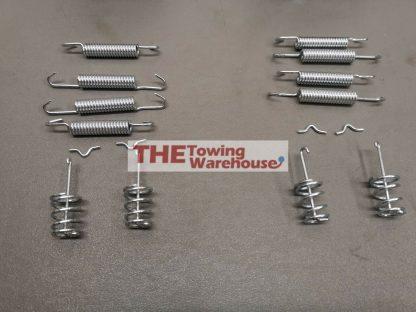 2 Axle Set - 200x50 KNOTT springs
