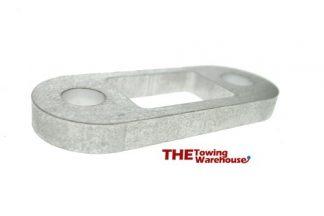 235b1-2inch (12mm) Aluminium towball spacer