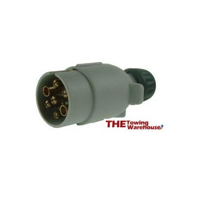 MP29B 12S Type 7 Pin Plastic Plug