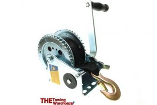 500 kg capacity winch with strap for Boat trailers et