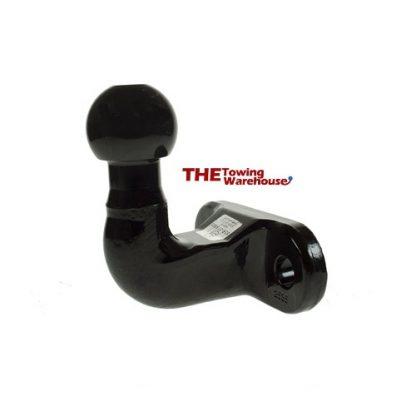 MP5005B EU Approved High Reach 50mm Towball Black