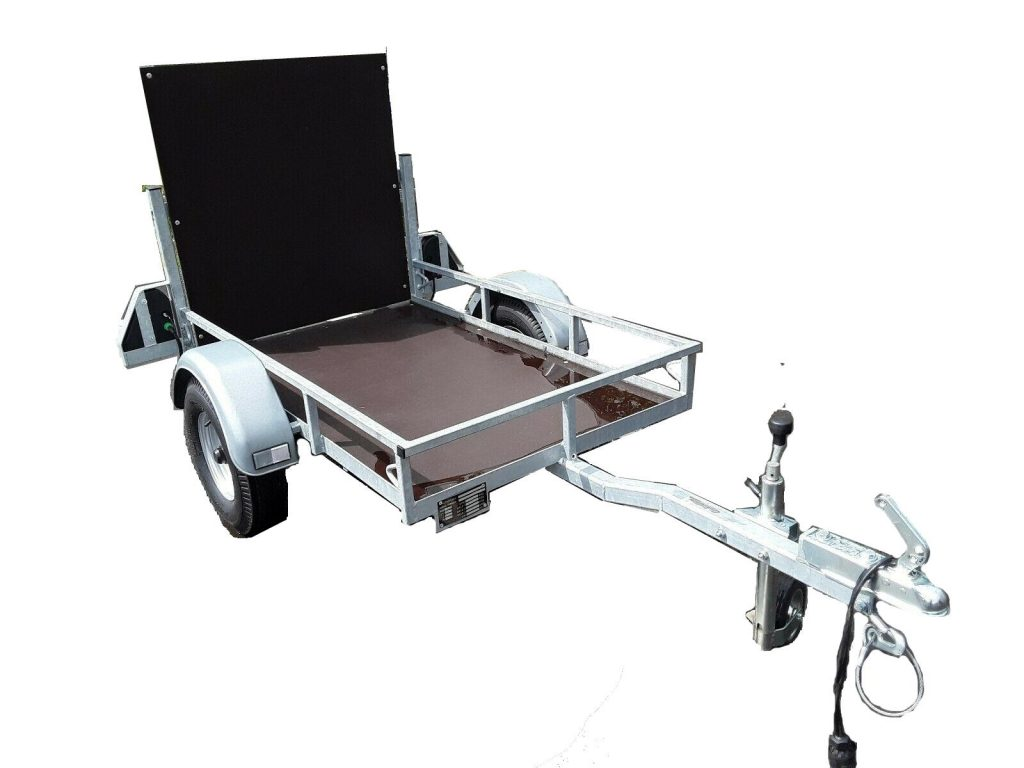 Drive on Trailer 500kg – Mobility/Golf/Scooter/Buggy