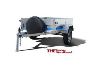 Trailer Spare Wheel Covers