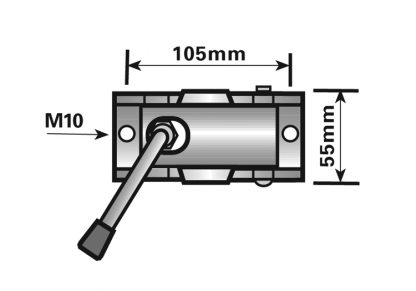 mp222 34mm clamp diagram
