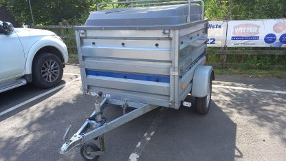 Second hand Saragos trailer for sale