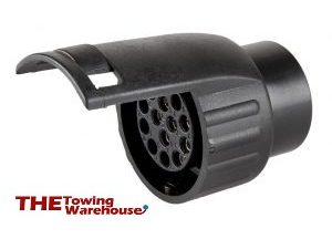 7 to 13 pin plug adapter-towing