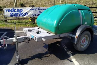 second hand trailer for sale western