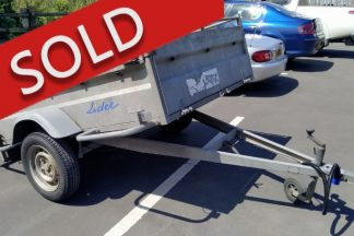 second hand lider trailer for sale