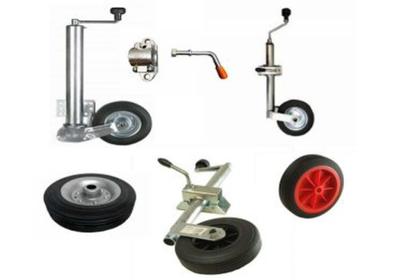 Trailer & Caravan Jockey Wheels