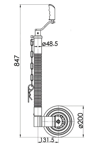 KJW4804 diagram