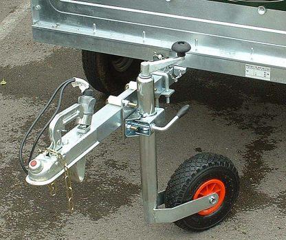 Jockey Wheel Clamp Fixing Kit