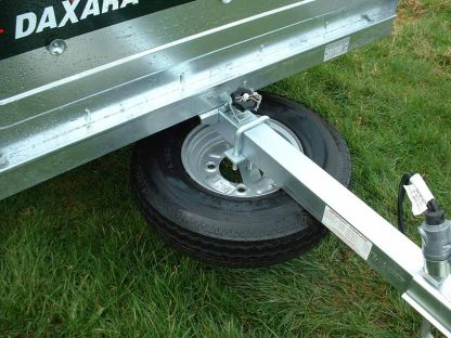 MP195 Universal Spare Wheel Carrier 2