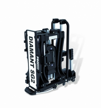 Pro user bike rack SG2 compact view