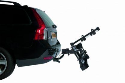 Pro user bike rack SG2 fold down view