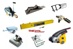Trailer Towing Accessories & Security trailer parts and accessories