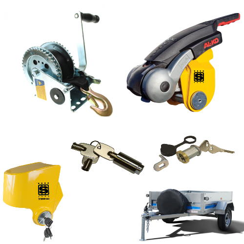 The towing warehouse Towing Accessories trailer parts and accessories