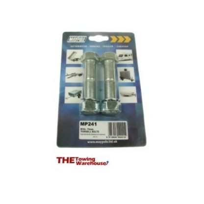 M16 x 75mm towball nuts & Bolts 241