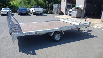 tilt bed trailer for sale