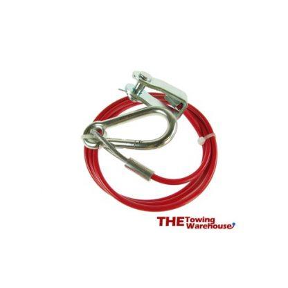 Trailer & Caravan Breakaway cable
